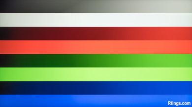 Samsung RU8000 Gradient Picture