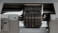 HP OfficeJet Pro 9025 Cartridge Picture In The Printer