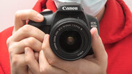 Canon EOS Rebel T100 / EOS 4000D Hand Grip Picture