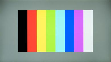 HP V320 Color bleed vertical