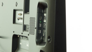 Sony W850B Side Inputs