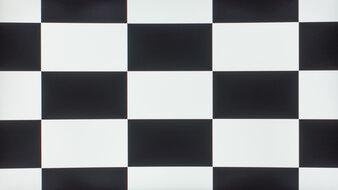 AOC CQ27G2 Checkerboard Picture