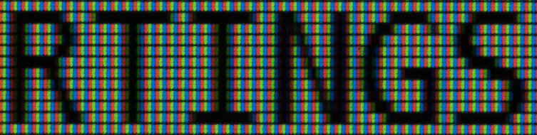 Mobile Pixels TRIO ClearType On