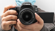 Canon EOS 90D Hand Grip Picture
