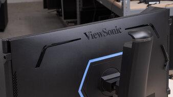 ViewSonic Elite XG270QG Build Quality Picture