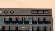 Corsair K63 Wireless Mechanical Gaming Keyboard Extra Features