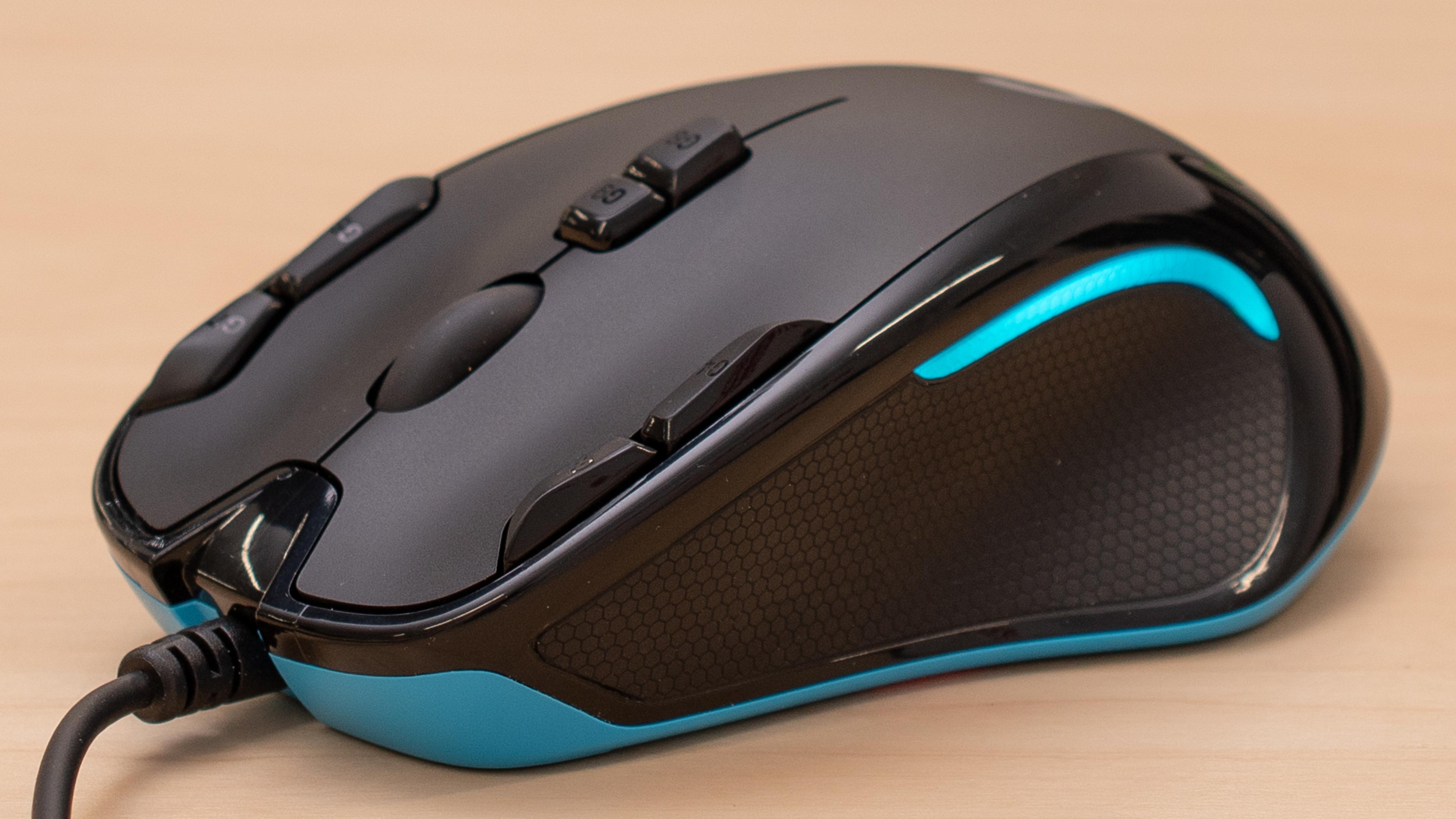 g300s design large - 5 Mouse Gaming Murah Berkualitas Bagus di Tahun 2020