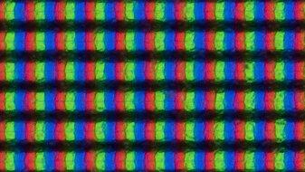 LG 27UK650-W Pixels