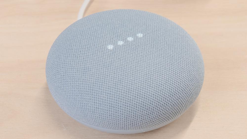 Google Nest Mini Picture