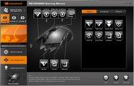COUGAR Revenger Software settings screenshot