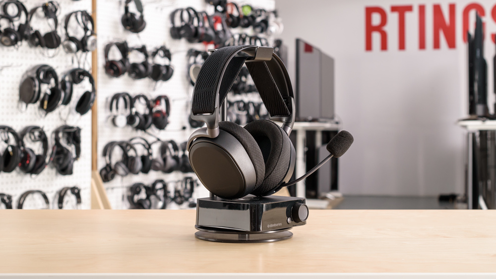 SteelSeries Arctis Pro Wireless Review - RTINGS com