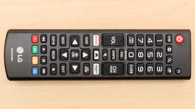 LG UK6300 Remote Picture