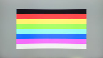 Samsung T55 Color Bleed Horizontal