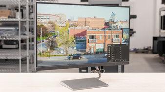 Lenovo Q27q-10 Design Picture