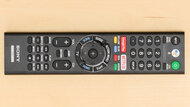 Sony X850F Remote Picture