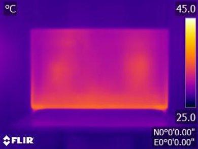 LG UJ7700 Temperature picture