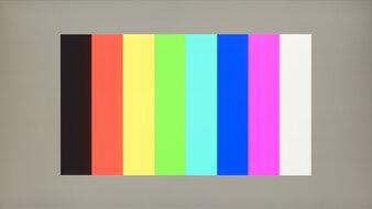 Gigabyte M27Q Color Bleed Vertical
