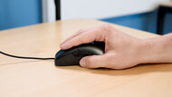 Microsoft Pro IntelliMouse Fingertip Grip Picture