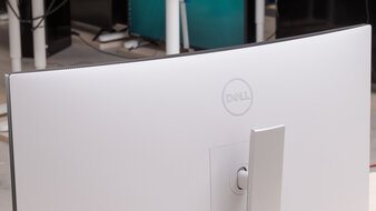 Dell S3221QS Build Quality Picture