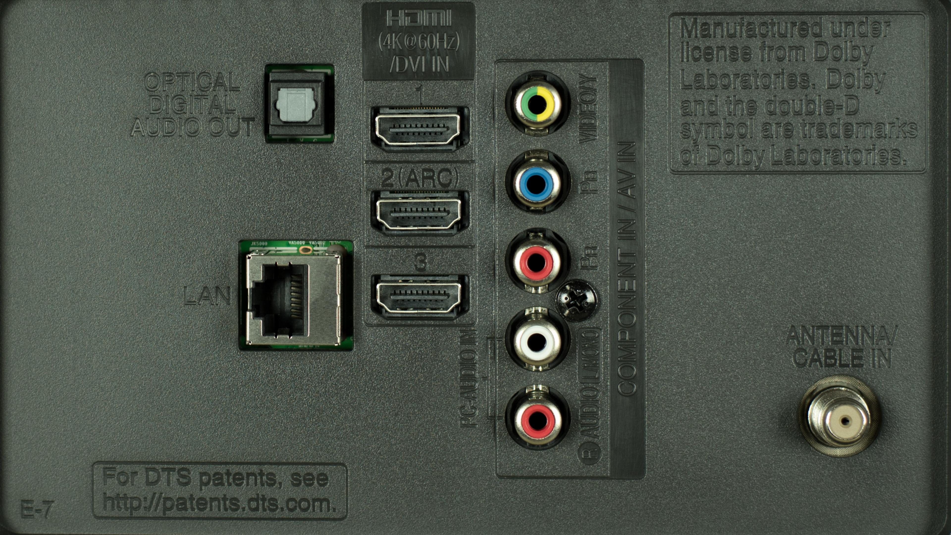 Lg Uf6800 Review 55uf6800 65uf6800 Rtings Com