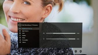 Dell UltraSharp U2721DE OSD Picture