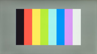 ASUS ZenScreen Go MB16AHP Color Bleed Vertical