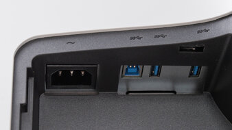 Dell Alienware AW2720HF Inputs 1