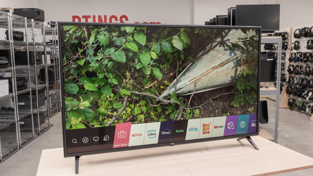 LG UN7000 Picture