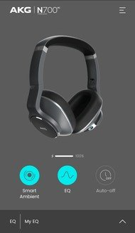 AKG N700NC Wireless App Picture