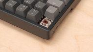 Keychron K2 Build Quality Close Up