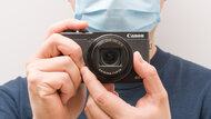 Canon PowerShot G5 X Mark II Hand Grip Picture