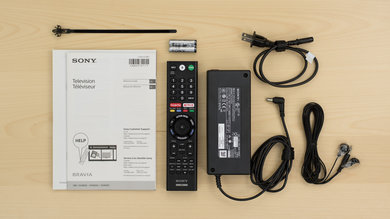 Sony X800E In The Box Picture