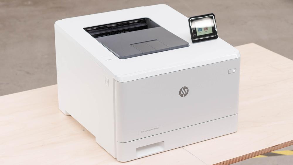 HP Color LaserJet Pro M454dw Picture