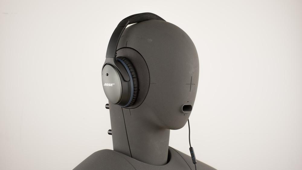 Bose QuietComfort 25 Design Picture