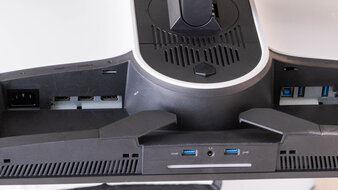 Dell Alienware AW2721D Inputs 1