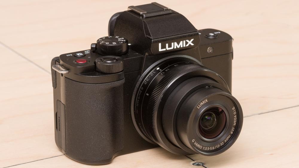 Panasonic LUMIX G100 Picture