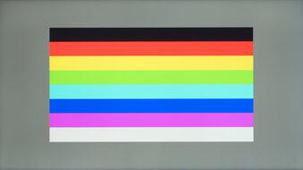 ASUS ProArt PA148CTV Color Bleed Horizontal