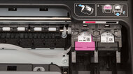 HP ENVY Photo 7155 Cartridge Picture In The Printer