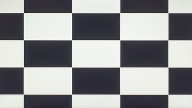 LG 27UD58-B Checkerboard Picture