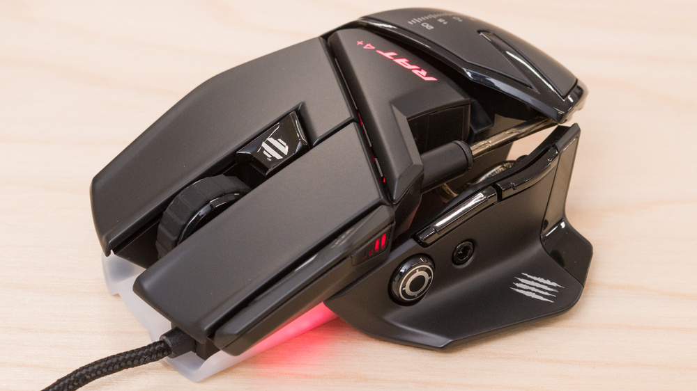 Mad Catz R.A.T. 4+ Picture