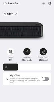 LG SL10YG App image