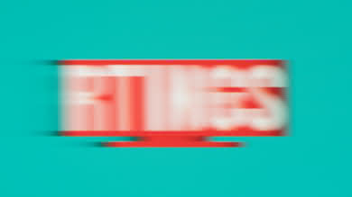 Sceptre C325W Motion Blur Picture