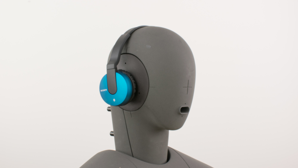 Sony MDR-ZX550BN Design Picture