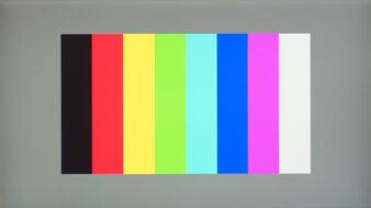 Dell UltraSharp U2520D Color Bleed Vertical