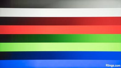 Samsung KU6600 Gradient Picture