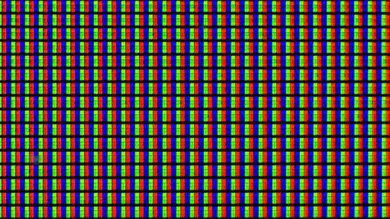 Samsung JU7500 Pixels Picture