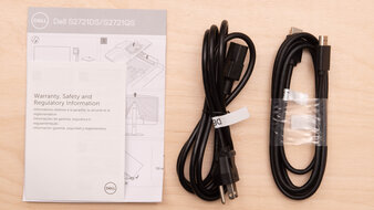 Dell S2721QS In The Box Picture