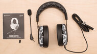Corsair HS60 HAPTIC Stereo Gaming Headset In The Box Picture