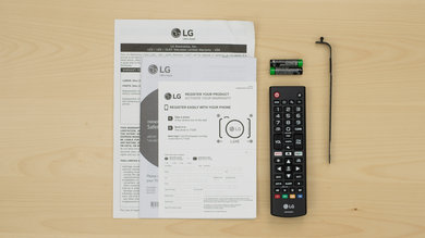 LG LJ5500 In The Box Picture