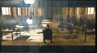 Samsung F5300 Bright scene in a bright room